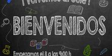 1 Dia de clase Ceip Ágora de Brunete