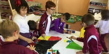 PRIMARIA - MUSEO VIRTUAL SANTO DOMINGO - ARTS&CRAFTS