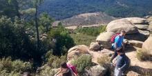 2017_10_23_Sexto hace senderismo y escalada en la Pedriza 4