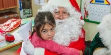Los RRMM y Papá Noel en INF 5A 17