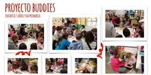 Proyecto Buddies: Arts 5 años y 6º (diciembre 2017)