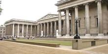Exterior del British Museum, Londres