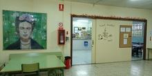 Cafetería de nuestro Centro