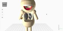 Aparato respiratorio 3D