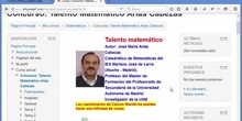 Matemáticas: Cuestionario de potencias