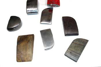 Tases para aluminio