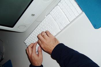 Control del teclado