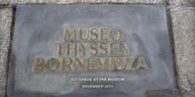 Excursión al Museo Thyssen