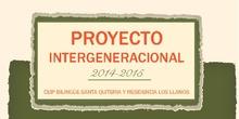 Proyecto Intergeneracional 2014-2015
