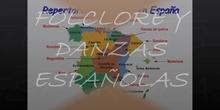 Folclore y danza españolas