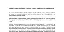 La Francophonie: à la rencontre des cultures du monde - Présentation du dossier de préparation au sujet Bachibac 2018/19
