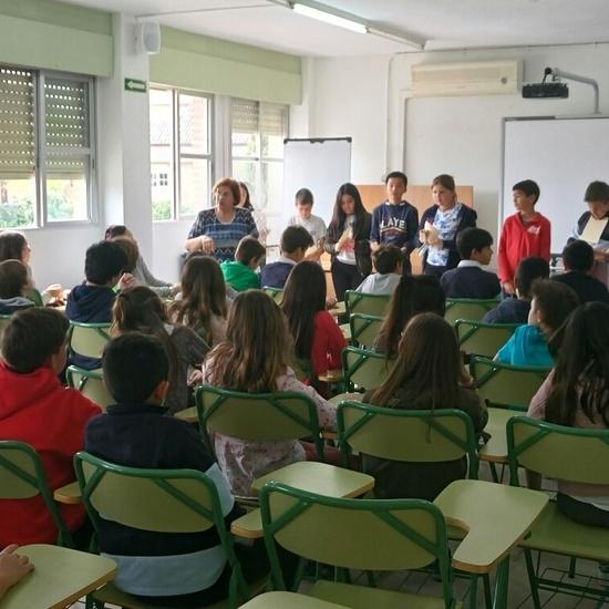 Fallo del Concurso Mis palabras_CEIP FDLR_Las Rozas 6