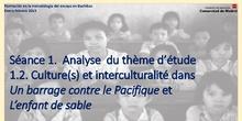 Bachibac: Analyse du thème - Culture(s) et interculturalité dans Un barrage contre la Pacifique et L'enfant de sable