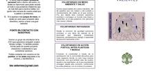 BANCO DEL TIEMPO ESCOLAR VALIENTES