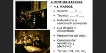 10.4. La pintura barroca