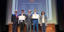 Entrega de los premios extraordinarios correspondientes al curso 2016/2017 17