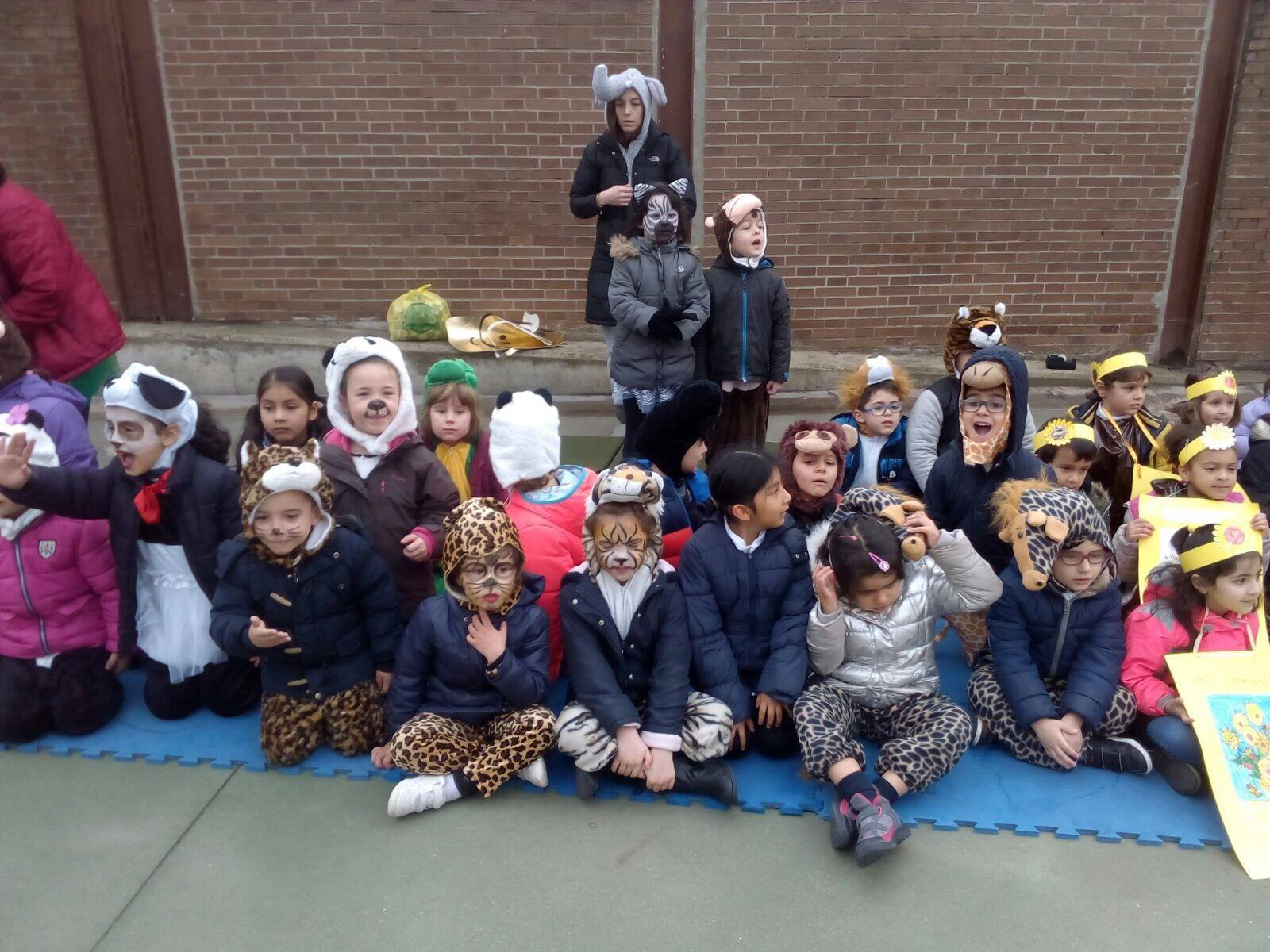Carnaval 2017 Educación Infantil 2