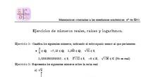 Soluciones de los ejercicios del tema 1