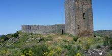 Castillo de Vilar Maior, Concejo de Sabugal, Beiras, Portugal
