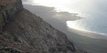 Vista desde acantilado