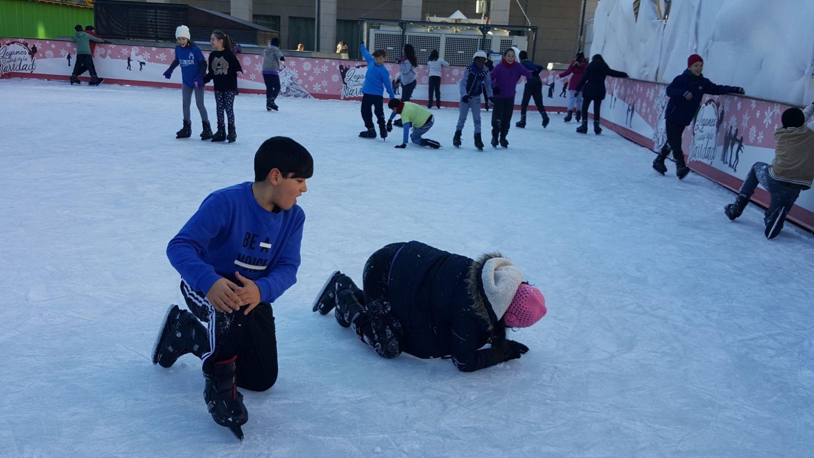 Patinaje sobre hielo 1