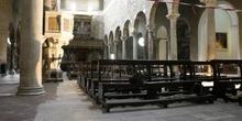 Basílica de San Ferdiano desde el altar, Lucca