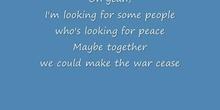 We Want Peace- Emmanuel Jal