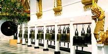 Campanas de oración, Chiang Mai, Tailandia