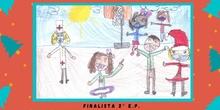 Tarjeta finalista 2º EP