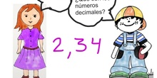 PRIMARIA 5º - NÚMEROS DECIMALES - MATEMÁTICAS - FORMACIÓN