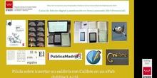 EdiDig LA-15 Insertar un exlibris con Calibre en ePub