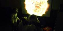 Visita al SOL (aula de realidad sensorial)