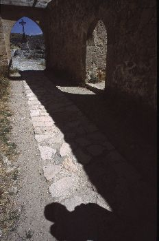 Ermita de San Frutos, Hoces del Duratón, Segovia, Castilla y Leó