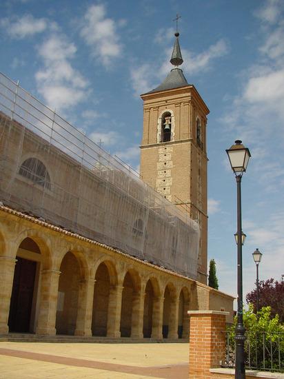 Iglesia de la Purísima Concepción de Ajalvir