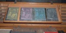 Grabados tipográficos de cobre