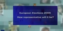 How representative will the European elections be?
