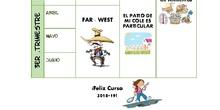 Planificación de Actividades de la empresa de comedor_CEIP FLDR-Las Rozas_2018-2019