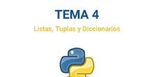 Python - Tema 4