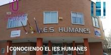 Conociendo el IES Humanes