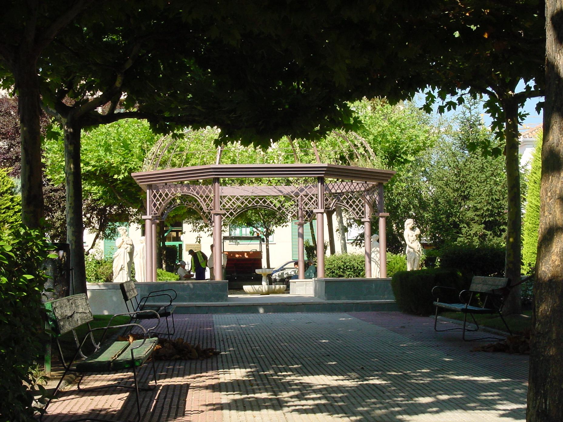 Parque en Villanueva del Pardillo