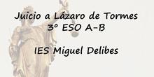 Juicio a Lázaro de Tormes - IES Miguel Delibes