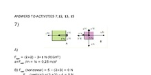 Answers 7,12, 13, 15