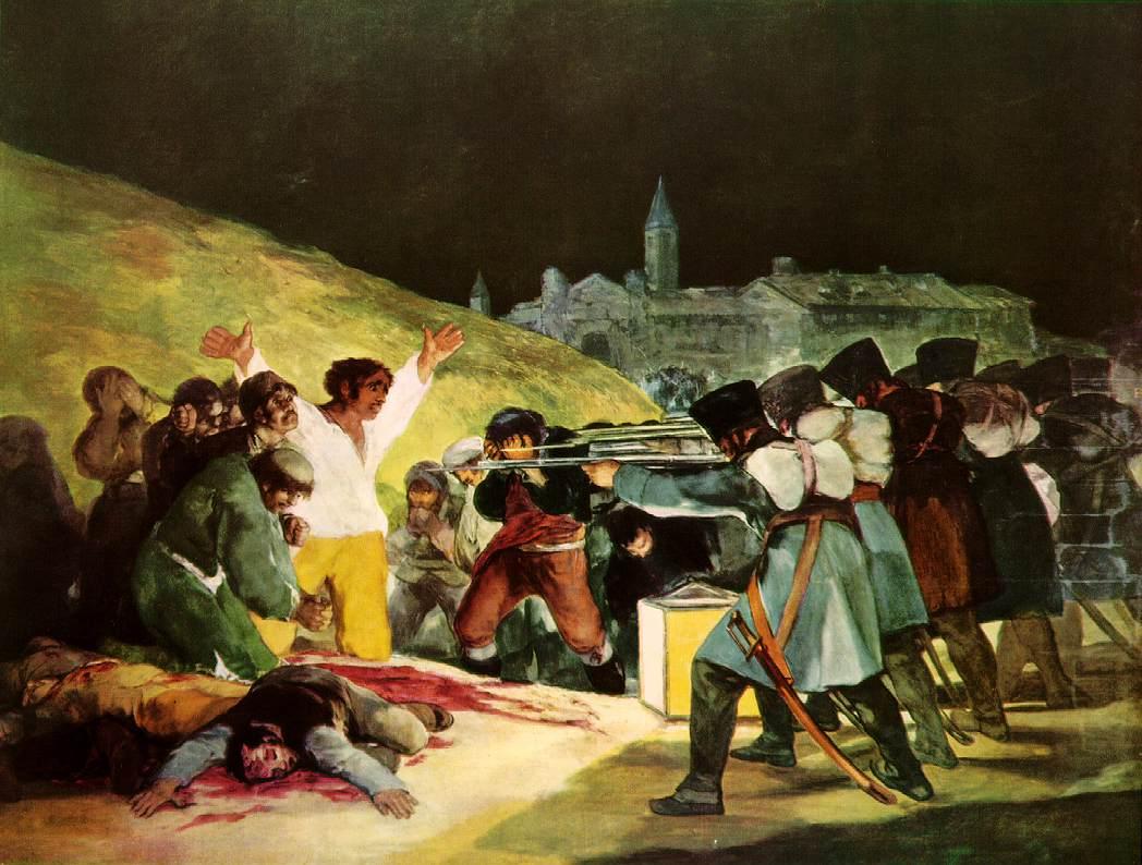 Fusilamientos del 3 de mayo