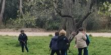 Visita a la Quinta de los Molinos