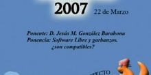Boadinux 2007 - Software Libre y garbanzos. ¿Son compatibles?