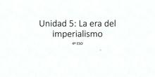5.1. La Segunda Revolución Industrial