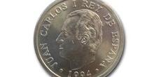 Pesetas , Juan Carlos I, Cara