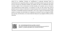 CONVOCATORIA NEAE CURSO 2021-2022
