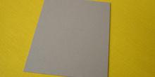 Cartón gris de encuadernación