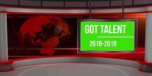 GOT TALENT 2018-2019 CRISTO DE LA CAMPANA